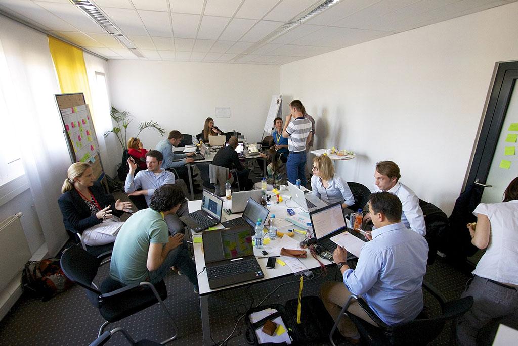 Startup_Weekend_Rhein-Neckar_Arbeitsphase